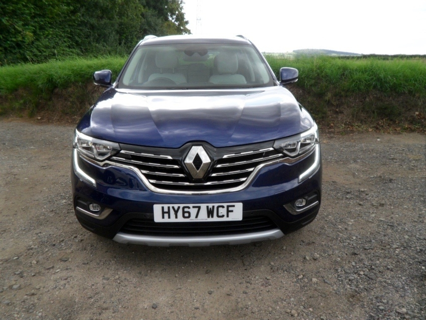 View RENAULT KOLEOS SIGNATURE AUTOMATIC 4X4 2.0 DCI 175 BHP **NOW  REPAIRED**