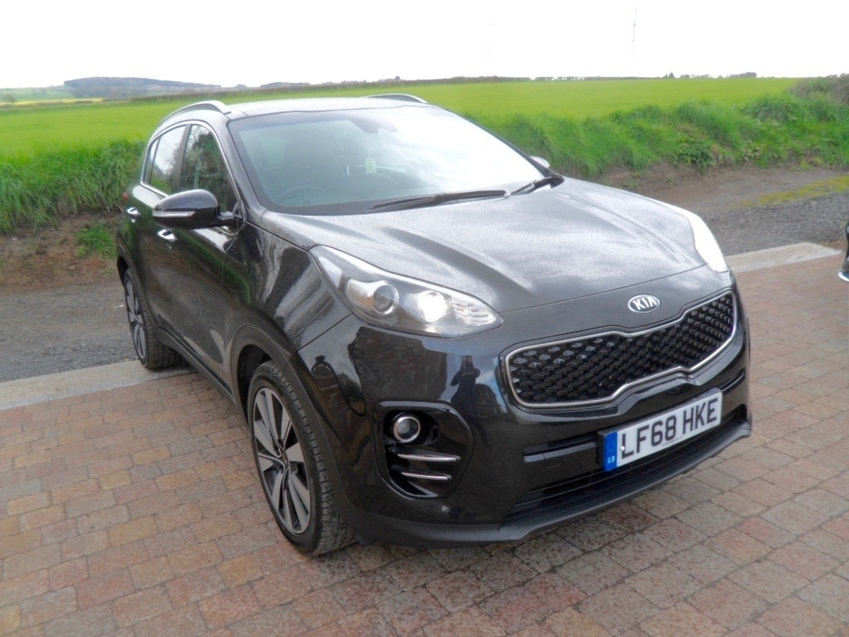 View KIA SPORTAGE LEVEL 3 1.7 CRDI 7 SPEED AUTOMATIC DAMAGE REPAIRED RECORDED CATEGORY N