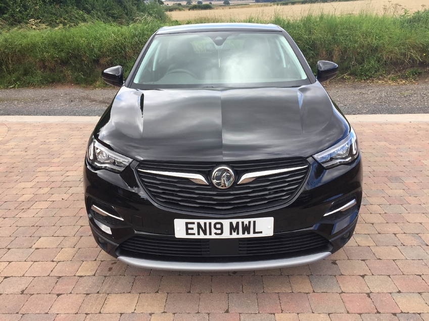View VAUXHALL CROSSLAND X SPORT NAV 8 SPEED AUTOMATIC 1.2T 130BHP 800 MILE DAMAGED NOW FULLY REPAIRED