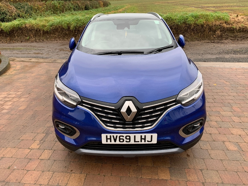 View RENAULT KADJAR NEW MODEL GT-LINE NAV 1.3TCe 140BHP FULLY REPAIRED ****UNRECORDED - HPi CLEAR****  DEPOSIT-NOW-TAKEN