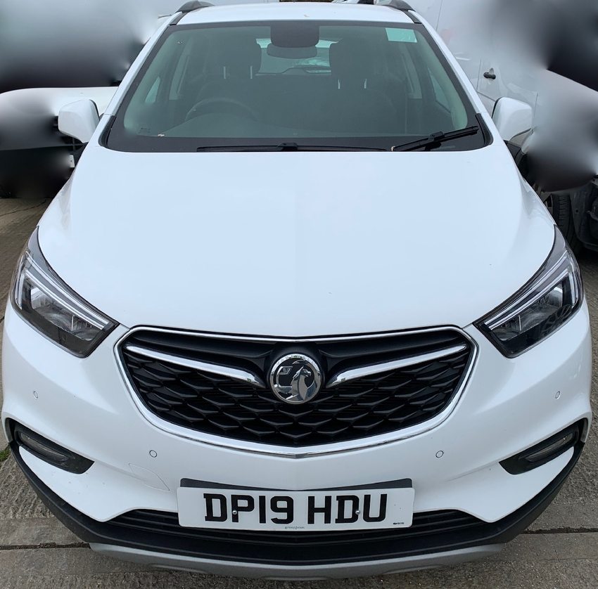View VAUXHALL MOKKA X ACTIVE 1.4 TURBO AUTOMATIC CURRENTLY BEING REPAIRED RECORDED CATEGORY N
