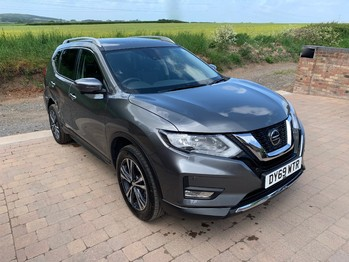 NISSAN X-TRAIL N-CONNECTA 1.7 DCi 150 AUTOMATIC 7 SEATS DAMAGED SALVAGE CAT S **DEPOSIT TAKEN**