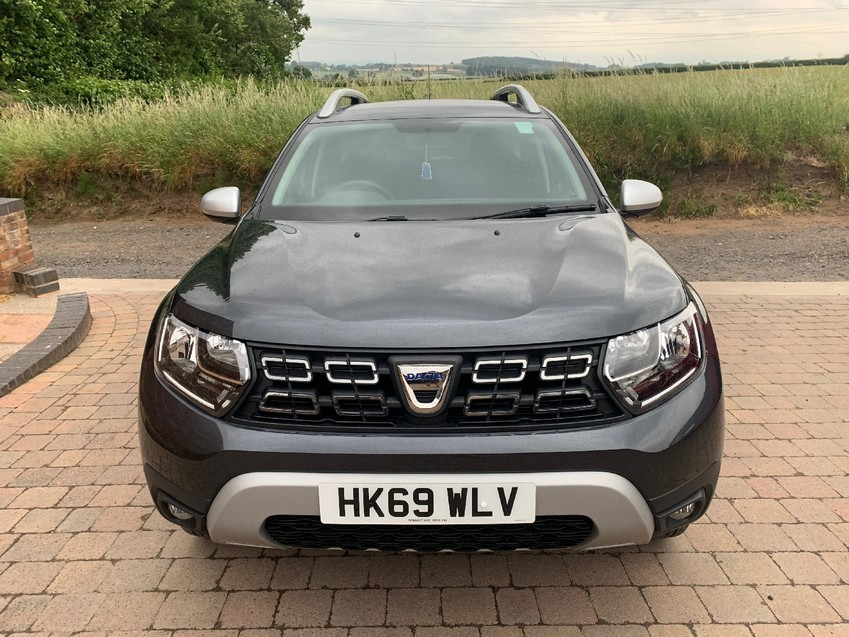 View DACIA DUSTER COMFORT NAV 1.0TCe 100BHP DAMAGED NOW FULLY REPAIRED RECORDED CATEGORY S **DEPOSIT TAKEN**