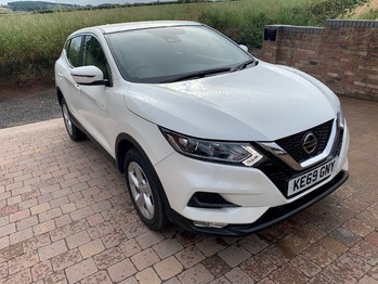 NISSAN QASHQAI ACENTA PREMIUM AUTOMATIC 1.3 DIG-T 160 BHP RECORDED CATEGORY S **DAMAGED NOW FULLY REPAIRED**