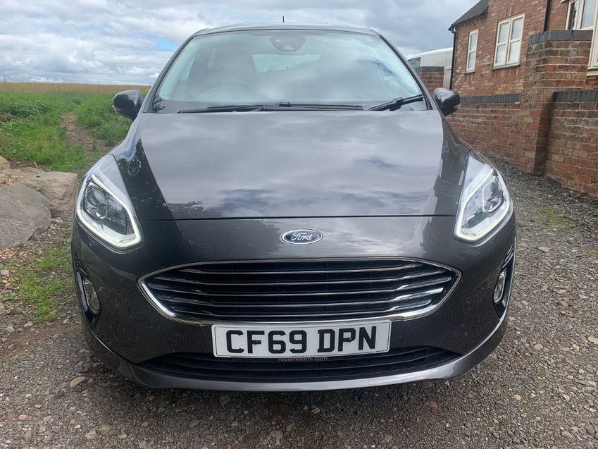 View FORD FIESTA TITANIUM 1.0 125 BHP 6 SPEED HIGH SPEC RECORDED CATEGORY S NOW FULLY REPAIRED  **DEPOSIT TAKEN**