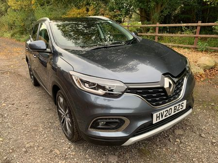 RENAULT KADJAR S EDITION AUTOMATIC EDC 1.3TCe 140BHP DAMAGE REPAIRED CATEGORY S **DEPOSIT TAKEN**