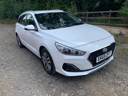 HYUNDAI I30 ESTATE SE NAV 1.0 T-GDI 118BHP 6 SPEED DAMAGED NOW FULLY REPAIRED CAT S