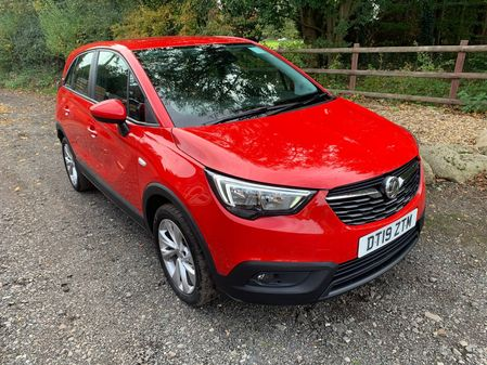 VAUXHALL CROSSLAND X SE 1.5 Turbo Diesel  100 BHP ECOTEC S-S DAMAGE REPAIRED RECORDED CATEGORY N