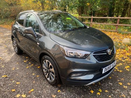 VAUXHALL MOKKA X ELITE ECOTEC 1.4T 140BHP 6 SPEED LEATHER TRIM NO DAMAGE **HPi CLEAR**