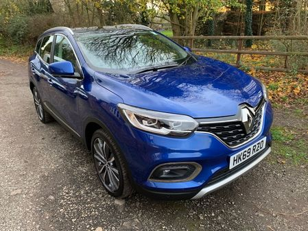 RENAULT KADJAR S-EDITION 1.3 TCe 140 PAN-ROOF LIGHT REAR DAMAGE NOW FULLY REPAIRED **HPi CLEAR**