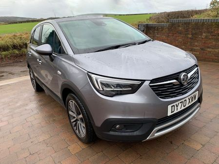 VAUXHALL CROSSLAND X ELITE NAV 1.2 83PS 380 MILES FRONT DAMAGE CAT S **CURRENTLY BEING REPAIRED**