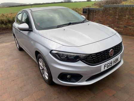 FIAT TIPO EASY PLUS 1.6 DIESEL MULTIJET II 120 6 SPEED SS HEATED SEATS 4K