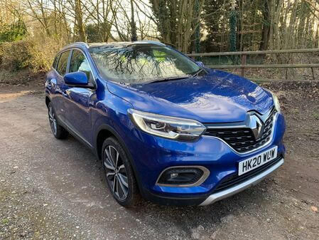 RENAULT KADJAR S-EDITION 1.3TCe 140BHP AUTOMATIC PAN-ROOF CAT S **CURRENTLY BEING REPAIRED** DEPOSIT TAKEN